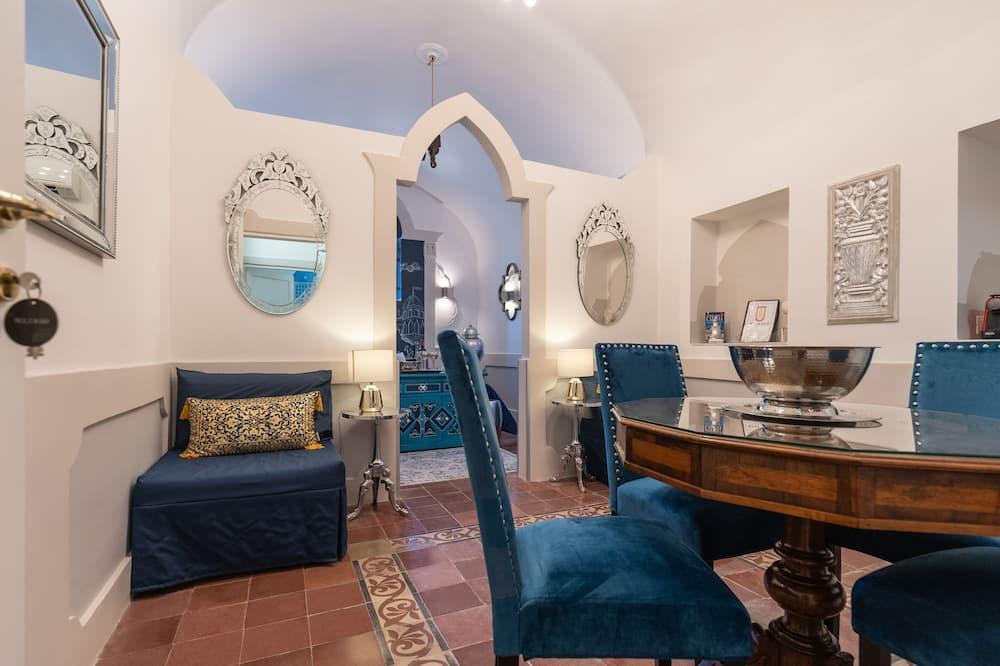 Studio Suite dành cho gia đình - Khu phòng khách