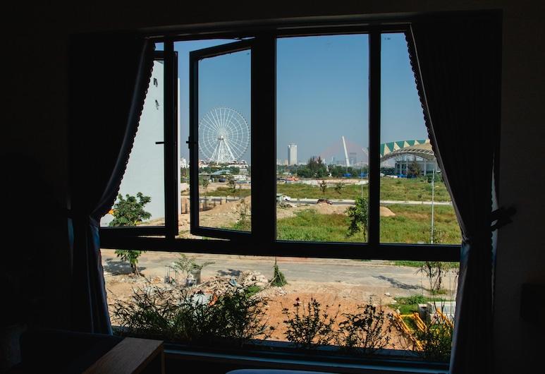 明鴻公寓酒店, 峴港, 全景公寓, 1 張加大雙人床及 1 張梳化床, 客房