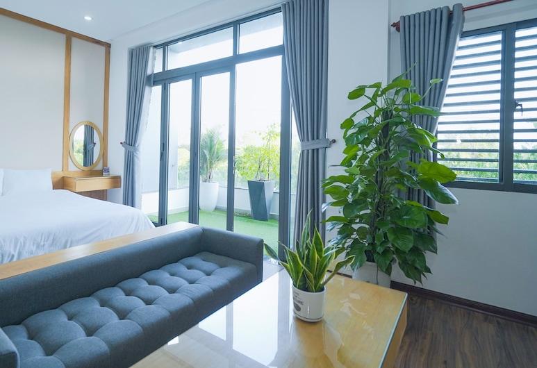 明鴻公寓酒店, 峴港, 家庭雙人房, 客房
