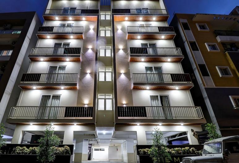 Treebo Trend Atithi Residency, Bengaluru, Hotel Front