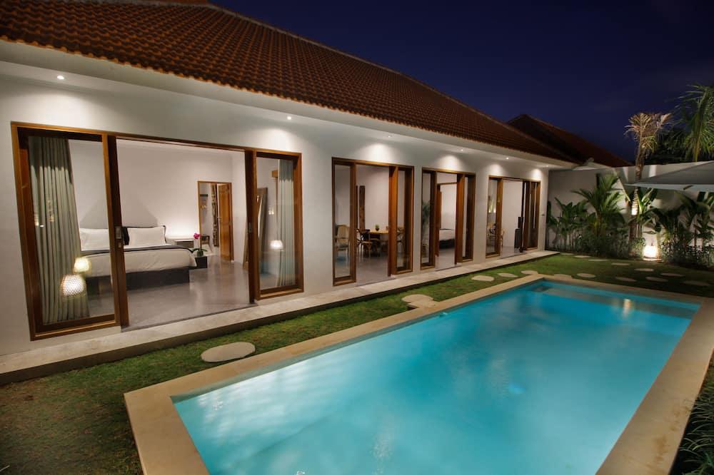 Villa familiar, 2 habitaciones - Piscina privada