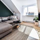 Apartmán typu City, 2 ložnice - Obývací prostor