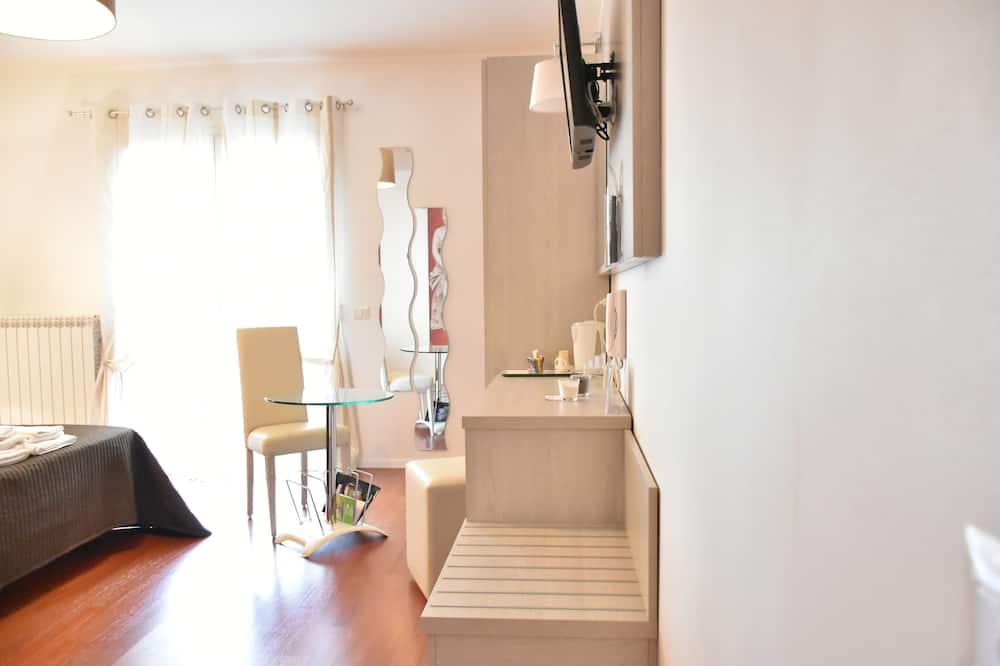 Deluxe szoba kétszemélyes vagy két külön ággyal - Vendégszoba