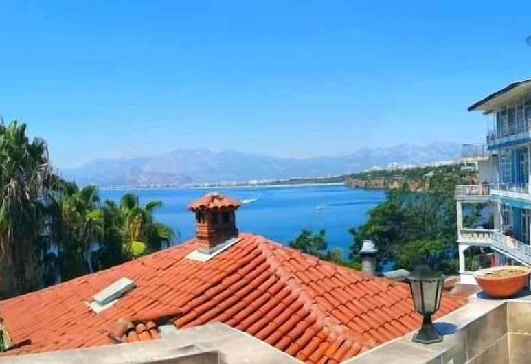 Beyaz Butik Hotel, Antalya, Terrasse/Patio
