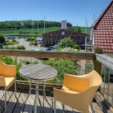 Apartament typu Comfort, 2 sypialnie (incl.50EUR cleaning&16EUR laundry fee) - Taras/patio