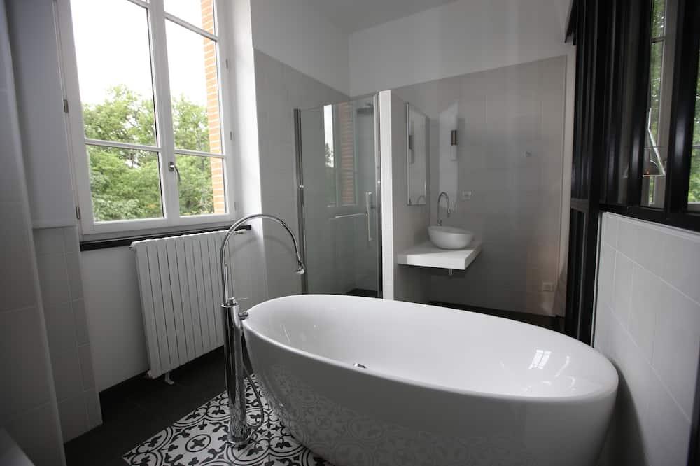 奢華雙人房 - 浴室