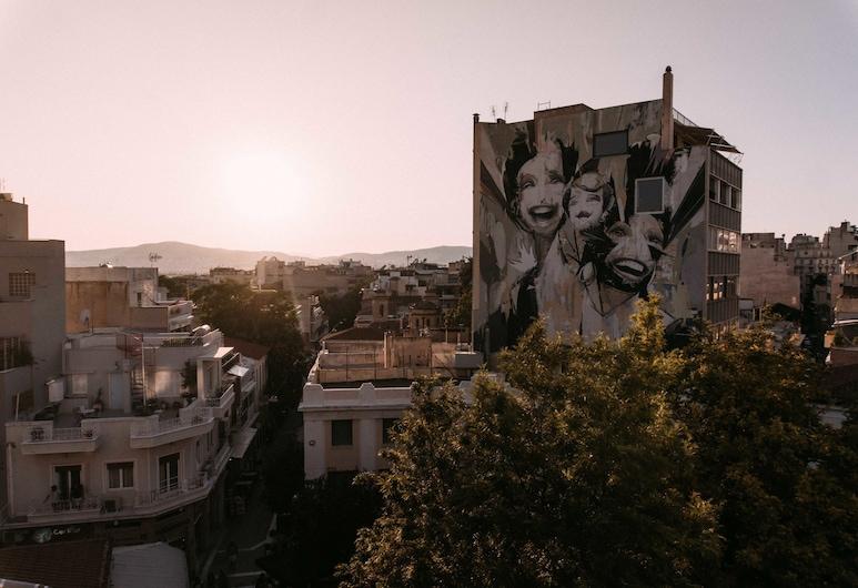 Pallados Suites - Athina, Αθήνα, Διαμέρισμα, 1 Υπνοδωμάτιο, Θέα στην πόλη