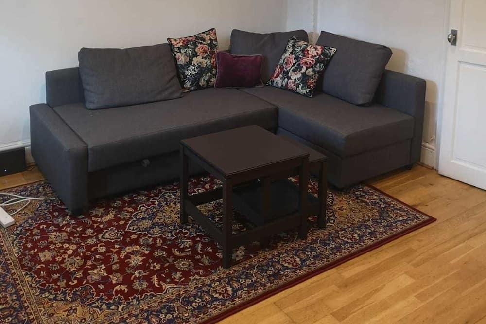 Apartment, 1 Bedroom, Ensuite - Living Room