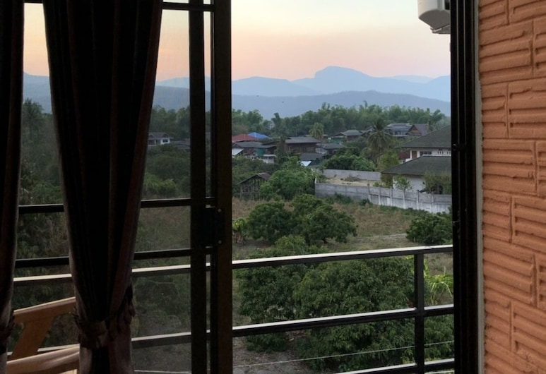 Sandee Place Mountain View, Chom Thong, Standard Room with Mountain view, Balcon