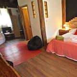 Suite Premium, bañera de hidromasaje, vista al valle - Habitación