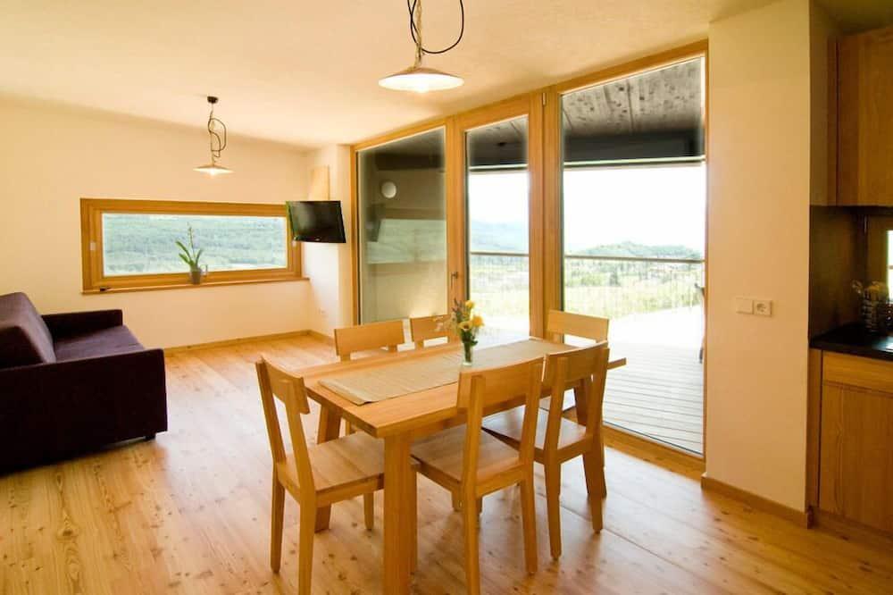 Apartament (Gufl) - Powierzchnia mieszkalna