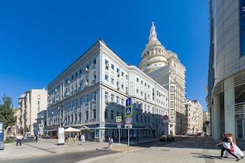 Selline näeb välja Hotel Gostika, Moskva