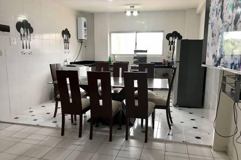 Comfort-lejlighed - Fælles køkken