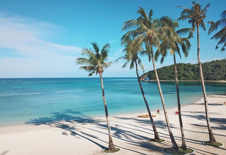 長灘島貝爾蒙酒店, Boracay Island, 海灘