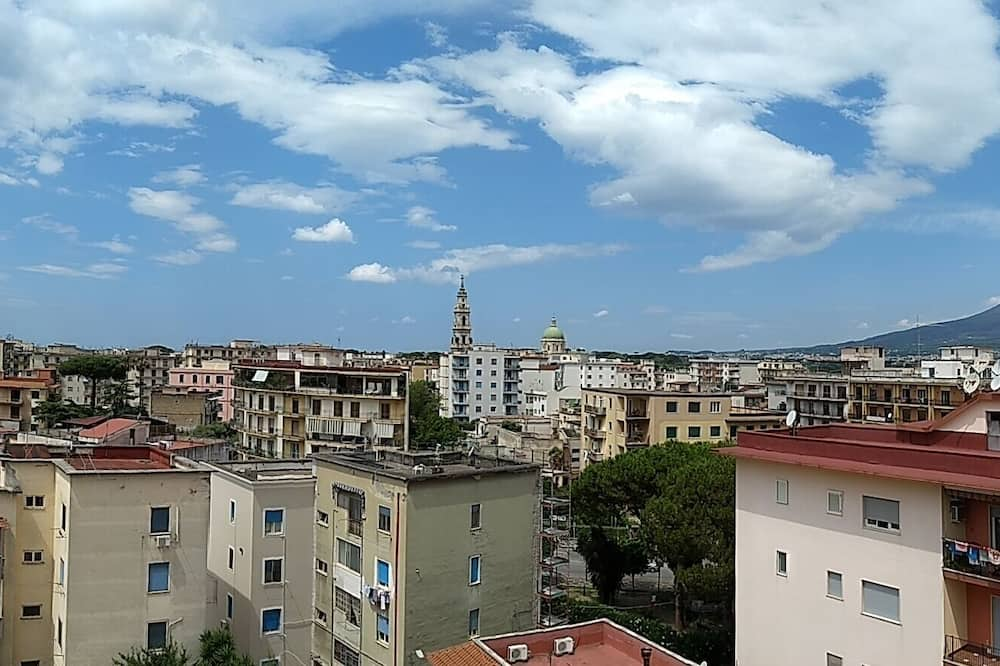 Pokój Comfort, balkon, widok na miasto - Z widokiem na miasto