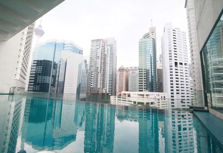 One Bukit Ceylon Ramada KLCC - CoLiving, Kuala Lumpur, Outdoor Pool