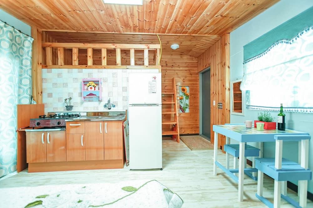 Studio (Rigel) - Living Area