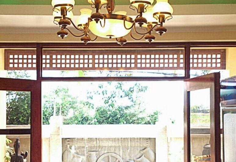 Collado Hotel, Vigan, Entrée de l'hôtel