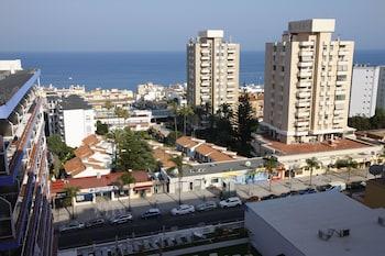 托雷莫里諾斯卡里胡耶拉海灘 - 瑪德公寓精選酒店的圖片