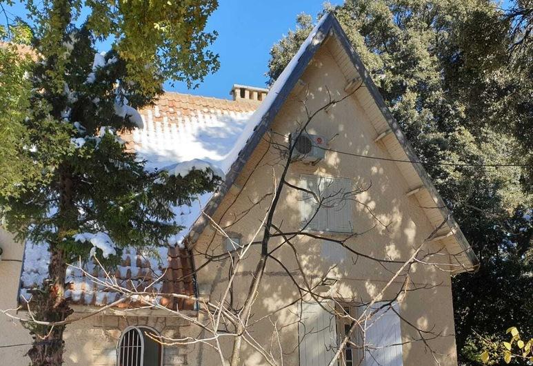 Chalet Ifrane, Ifrane, Facciata della struttura
