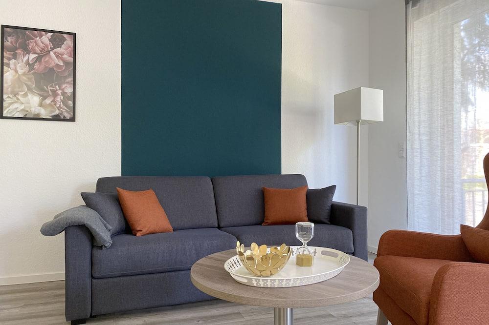 Departamento empresarial (Living Room Superior) - Sala de estar