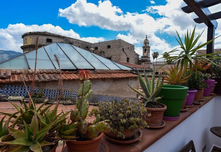 Rooms 19, Palermo, Teras/Veranda