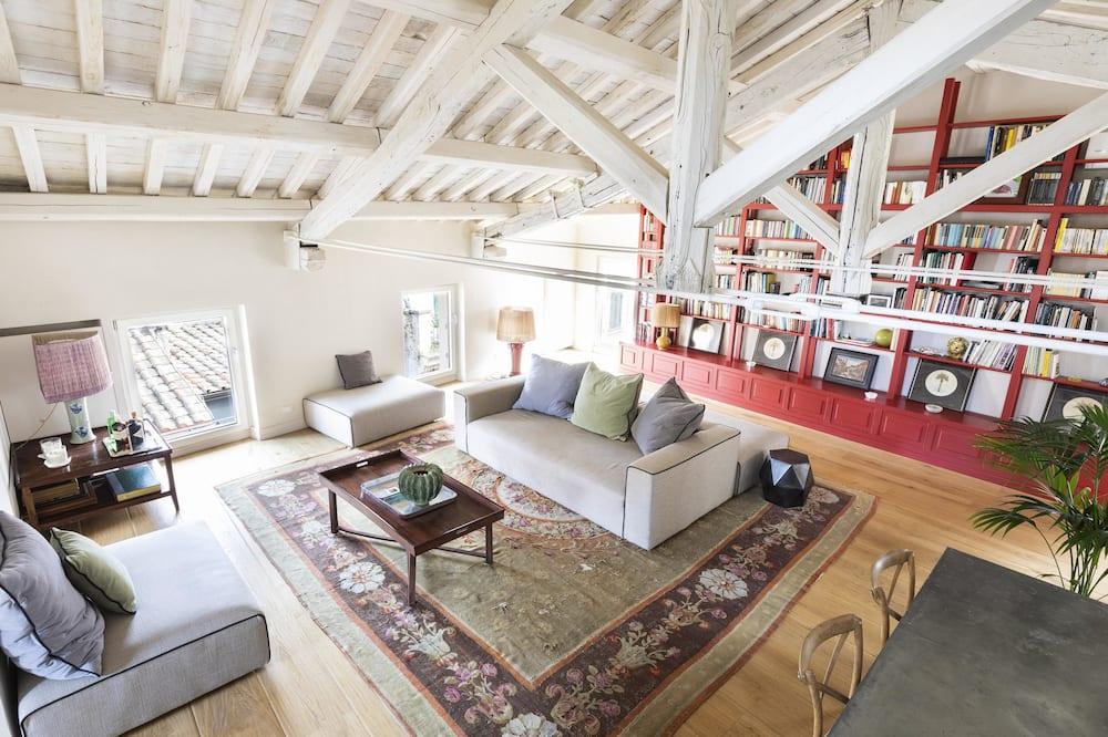 Appartamento (4 Bedrooms) - Soggiorno