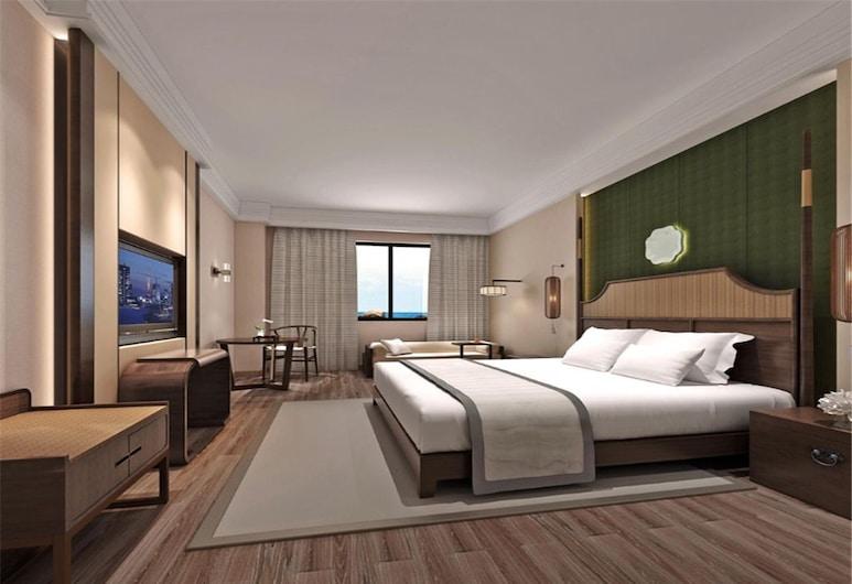 Metropolo YunNan Shangri-la karma Dan·Songzanlin Temple Hotel, Decjiņa, Divvietīgs numurs, Viesu numurs