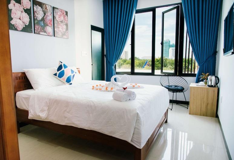 奎尼青年旅舍, 峴港, 行政客房, 客房