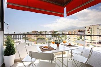 托雷莫里諾斯諾加勒納陽台 II - 瑪德公寓精選酒店的圖片