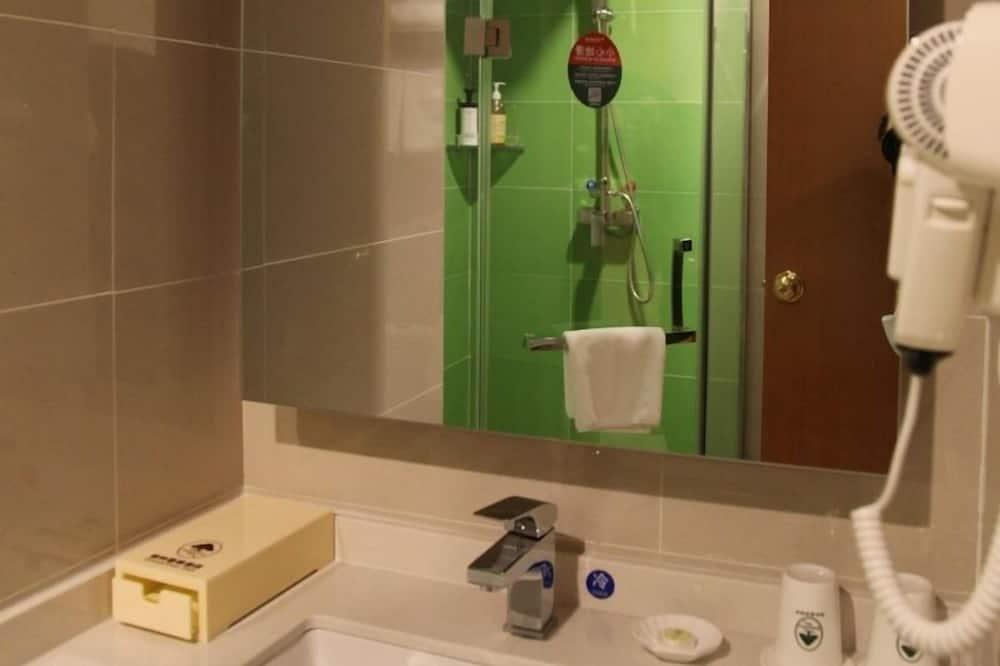 Quarto, 1 cama king-size - Casa de banho