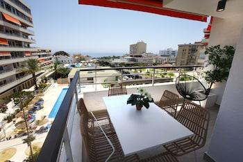 托雷莫里諾斯諾加勒納陽台 III - 瑪德公寓精選酒店的圖片