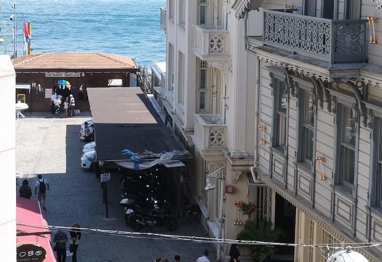 Ortakoy Hotel, Estambul, Habitación Deluxe doble, Terraza o patio