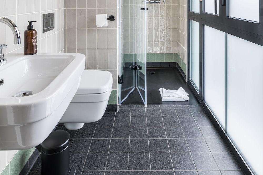 ห้องเบสิกดับเบิล (Chambre Fancy King size) - ห้องน้ำ