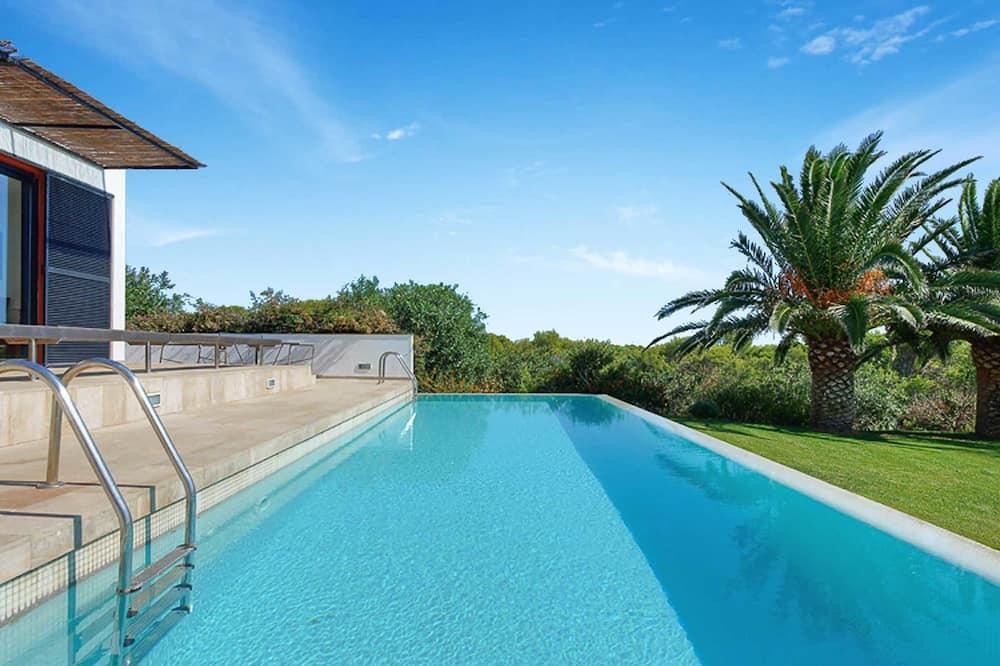Villa, 3Schlafzimmer, eigener Pool - Zimmer