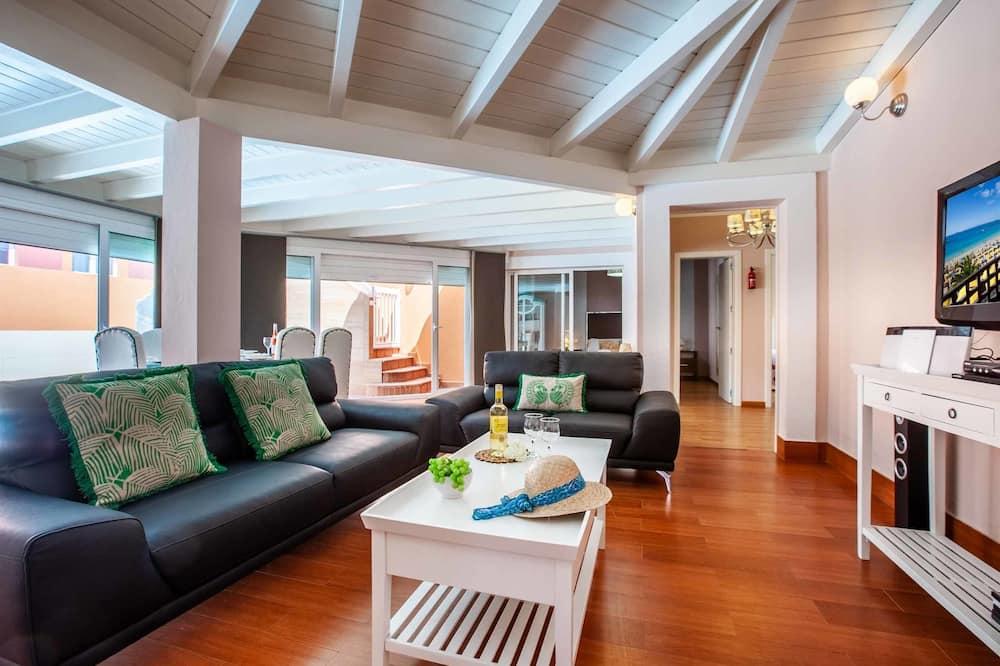 Biệt thự (3 Bedrooms) - Khu phòng khách