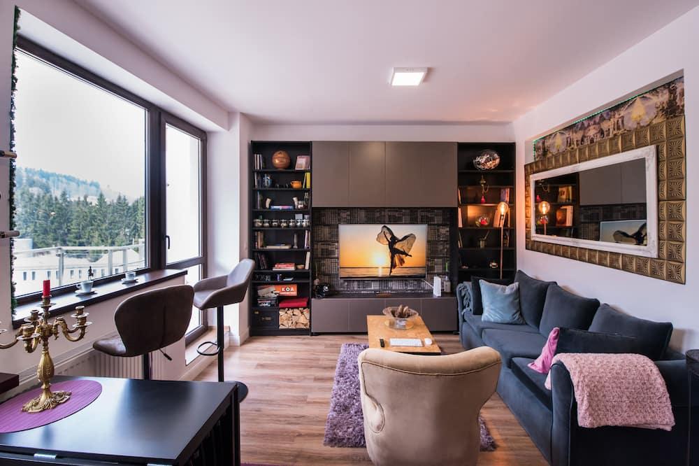 Елітні апартаменти - Житлова площа