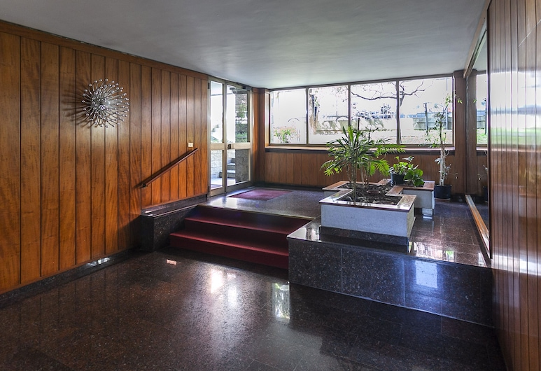 Italianway - Carlo Botta 40, Milan, Interior Entrance