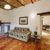 Panorāmas dzīvokļnumurs (La Quercia) - Dzīvojamā istaba