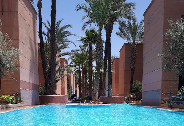 Riad Beni Youssef, Marrakech, Välibassein