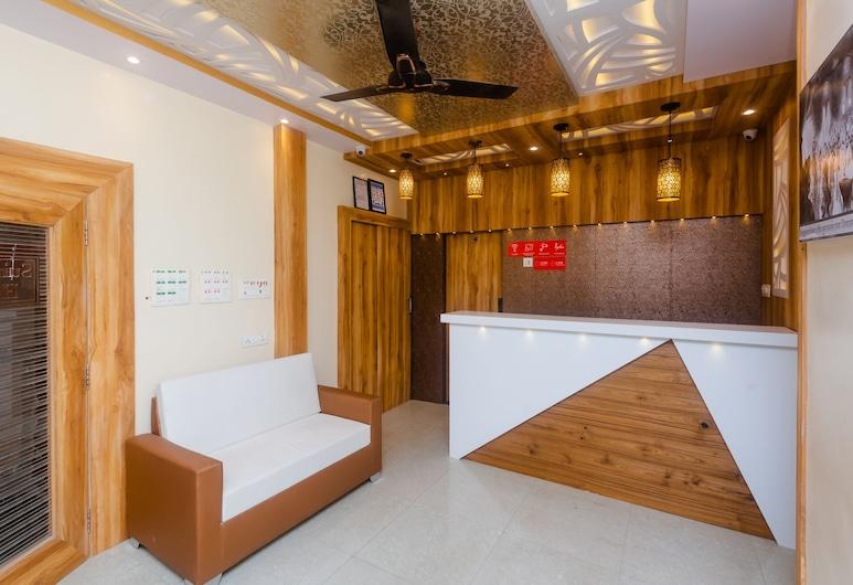 OYO 37552 Suncity, Mumbai, Reception