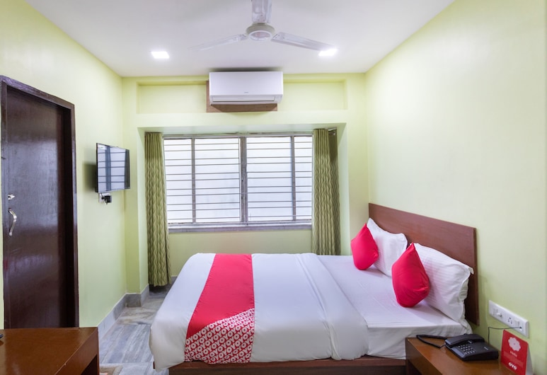 OYO 24312 Maple The Residence, Kolkata, Double or Twin Room, Guest Room