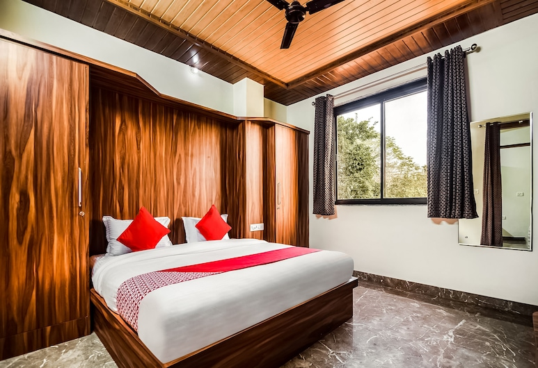 OYO 30911 Eleven 43 Suites, Kota, Deluxe Double or Twin Room, Guest Room