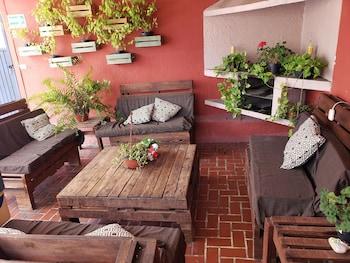 在阿瓜斯卡连特斯的玫瑰人生精品青年旅舍照片