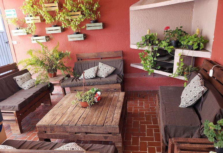 Hostal Boutique La Vie En Rose, Aguascalientes, Gallery Shared Dormitory, Guest Room View