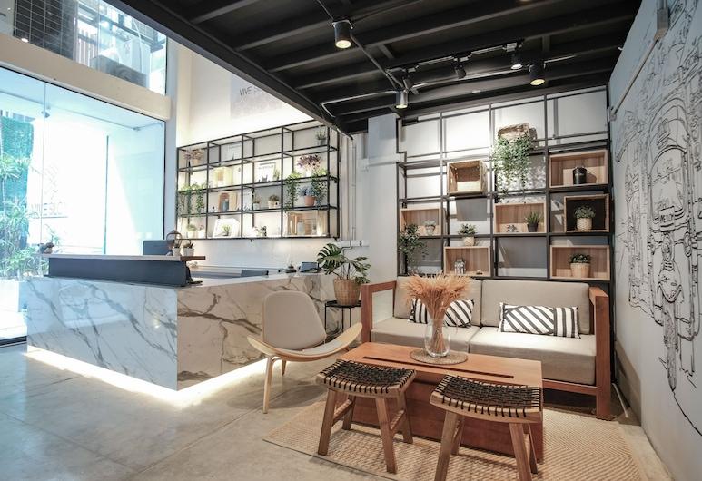VIVE SILOM, Μπανγκόκ, Καθιστικό στο λόμπι