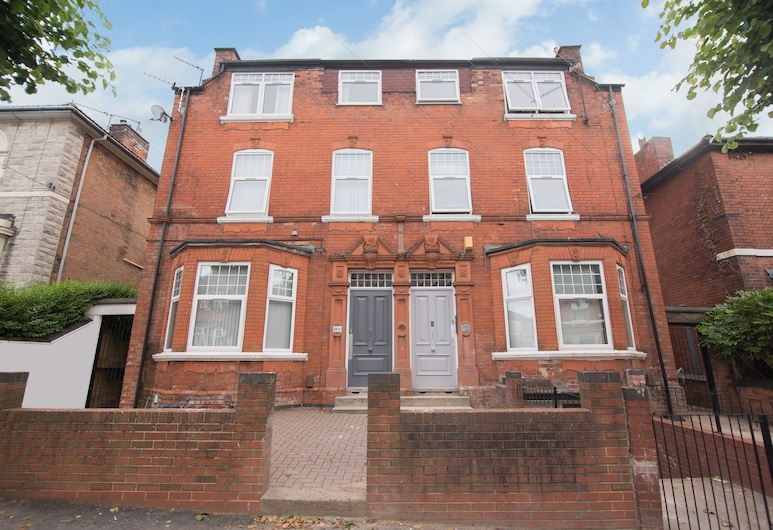 Sublime Stays Apartments, Derby