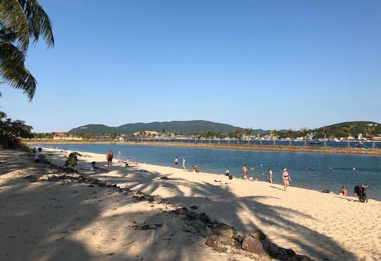 Villa Nha Trang Private Beach, Nha Trang, Willa rodzinna, 5 sypialni, dla palących, widok na ogród, Plaża