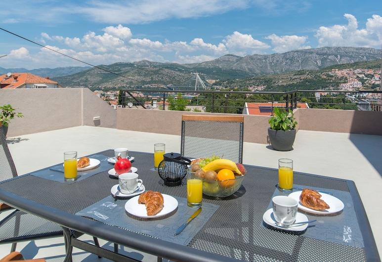 Apartments Kala Dubrovnik, Dubrovnik, Apartamento, 1 quarto, Terraço, Terraço/pátio