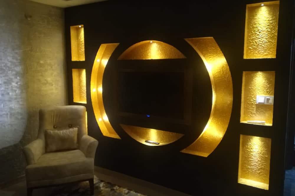 Izba typu Basic - Obývacie priestory
